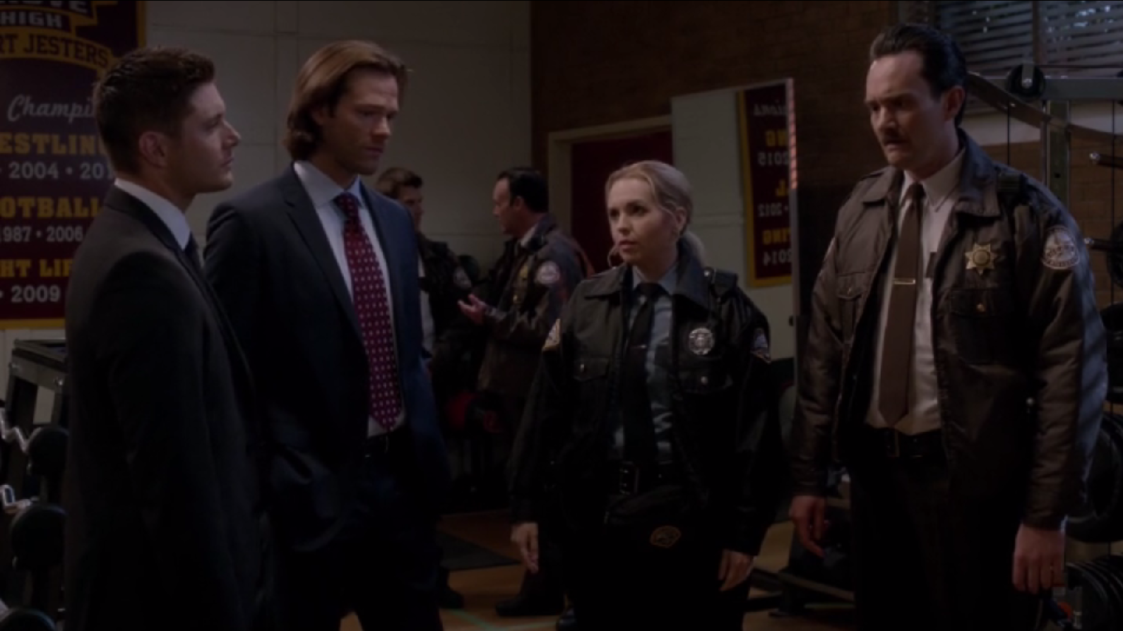 Supernatural S11E07 - Officer Doug Stover