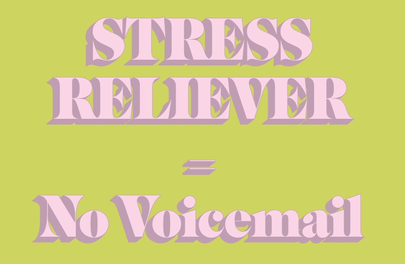 hello-cole-stress-reliever-no-voicemail