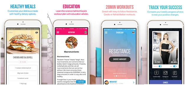 sweat bbg app
