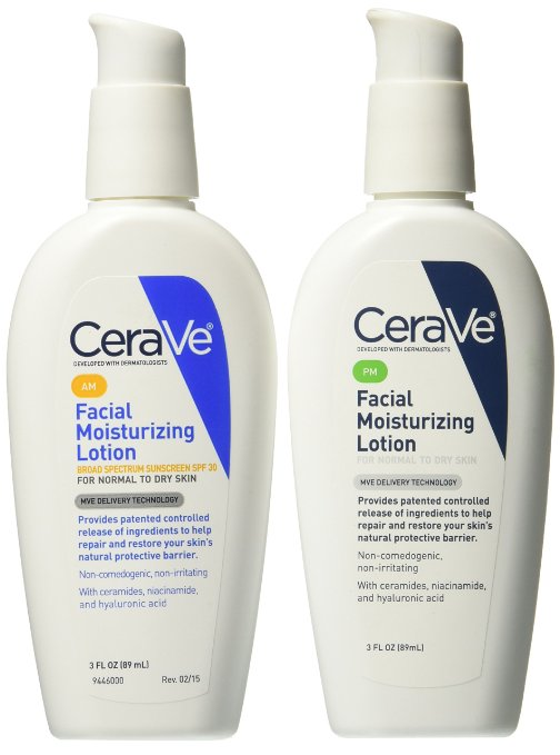 This is the lotion I use in the AM and the PM. If you  click here , I will send you to a bundle listing on Amazon where you get both! You can find this at most drugstores.