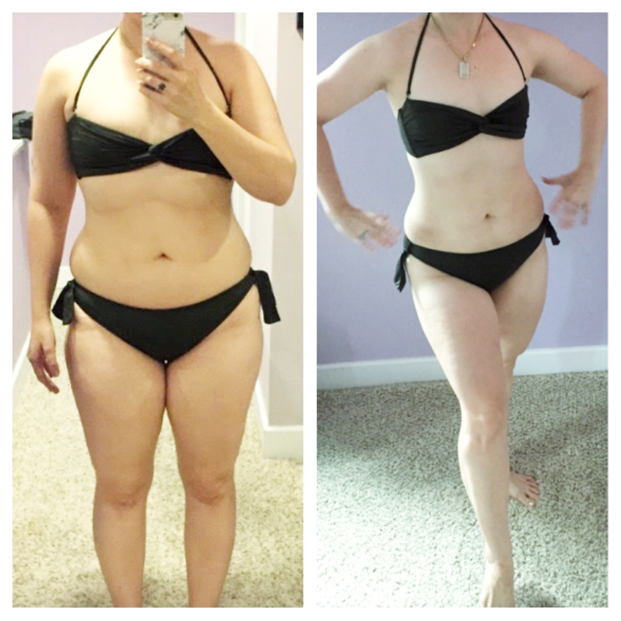 This Took 2 Months. By Eating High Fat. And Not Exercising.