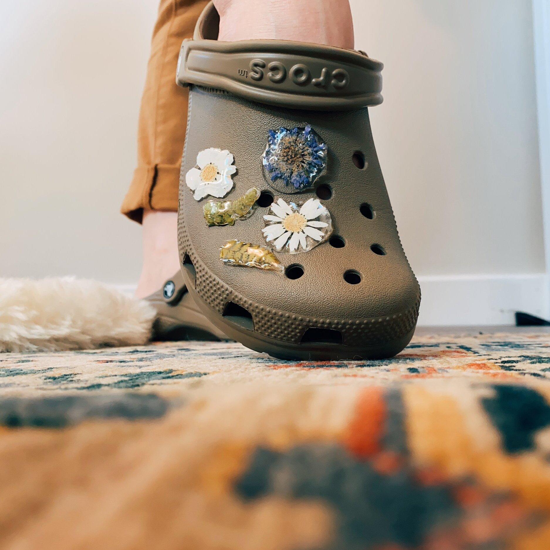 AKA croc charm
