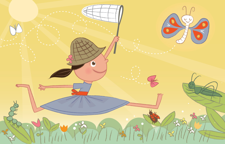 Butterfly Catcher > click for more