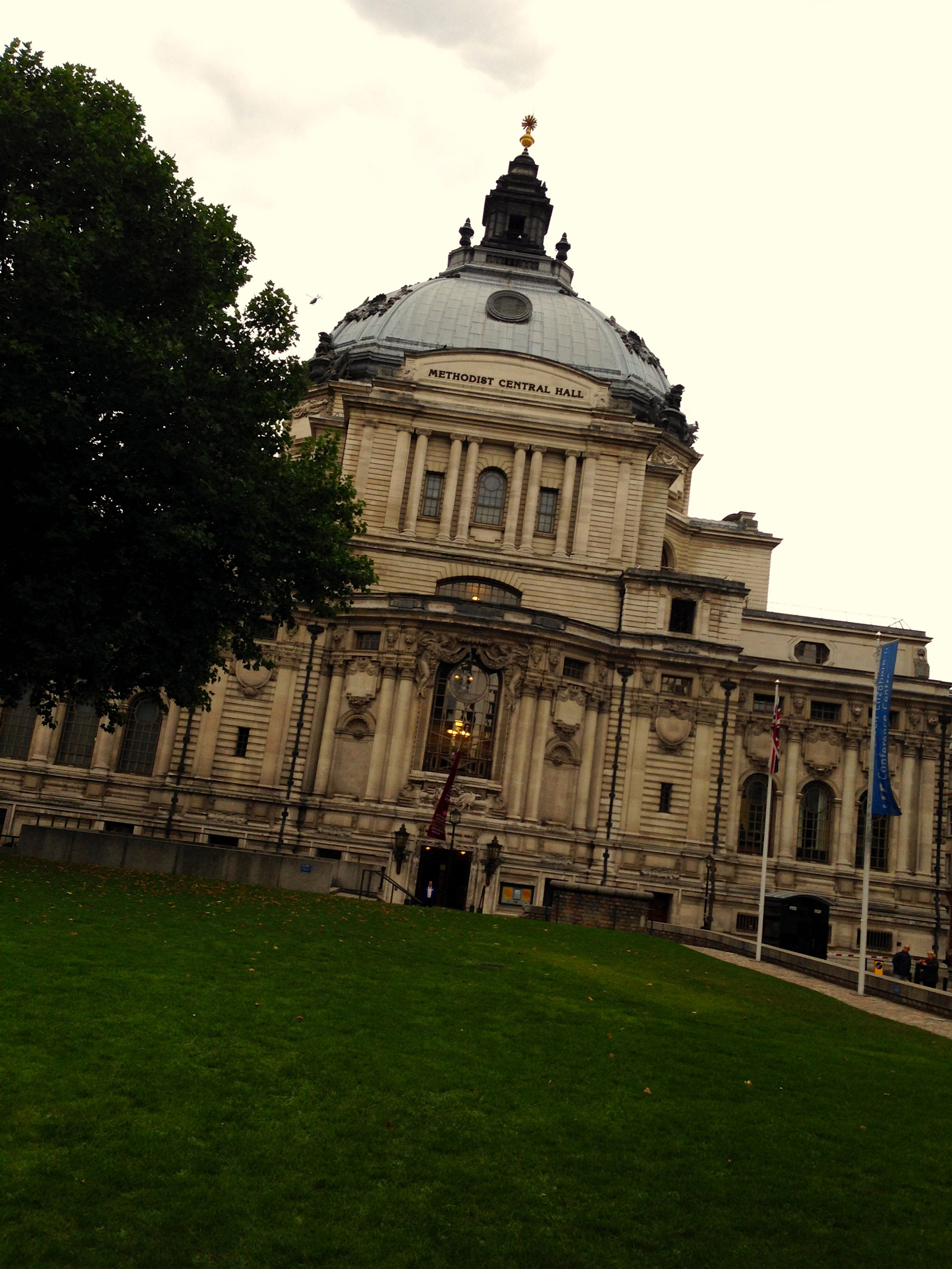 Methodist Central Hall, Westminster