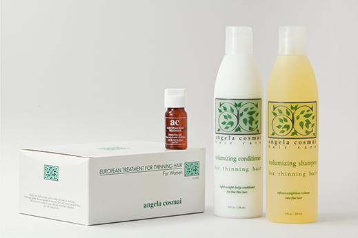 Euro Treatment + Heavenly Hair Kit →