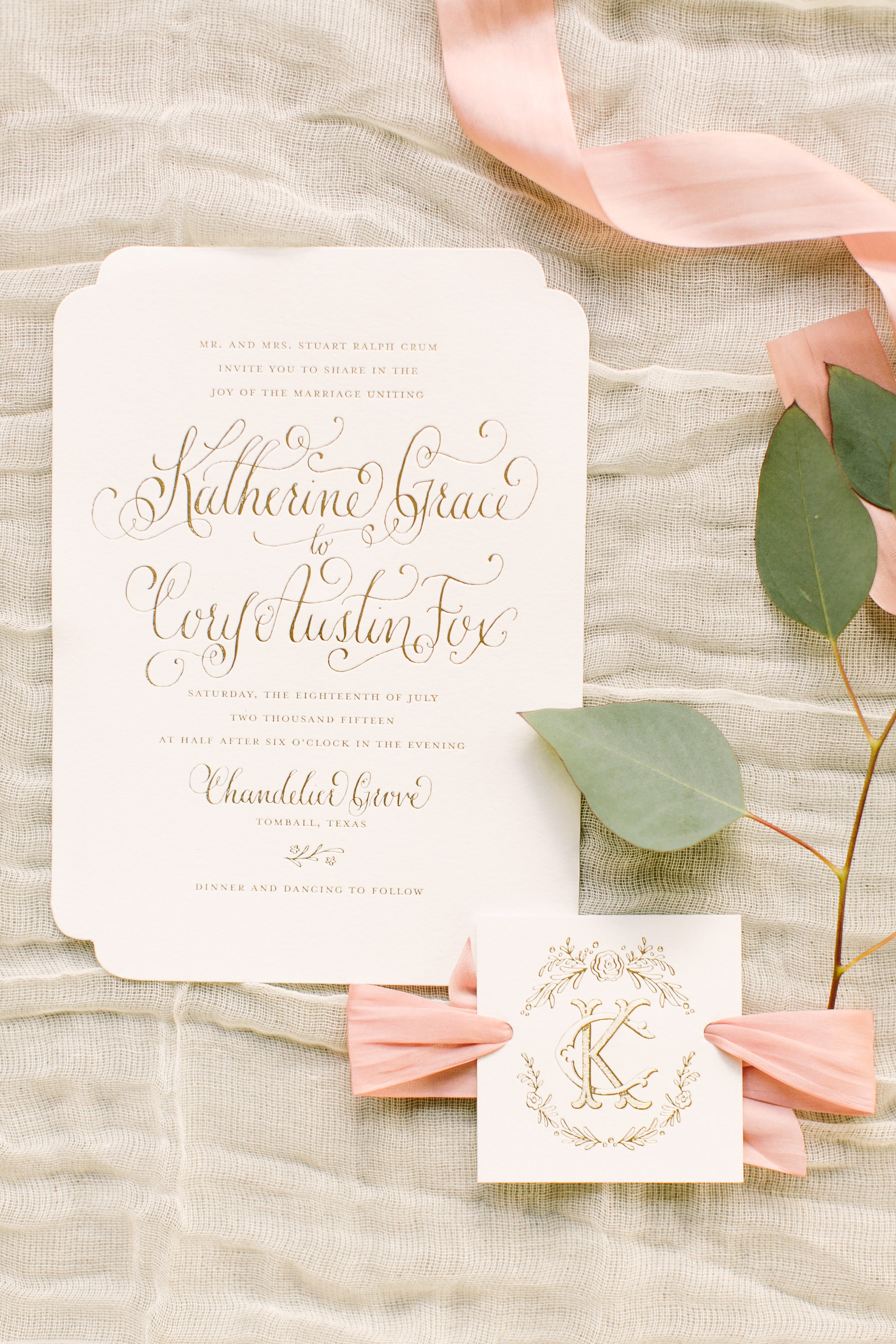 Kara Anne Paper Gold Foil Invitation.jpg