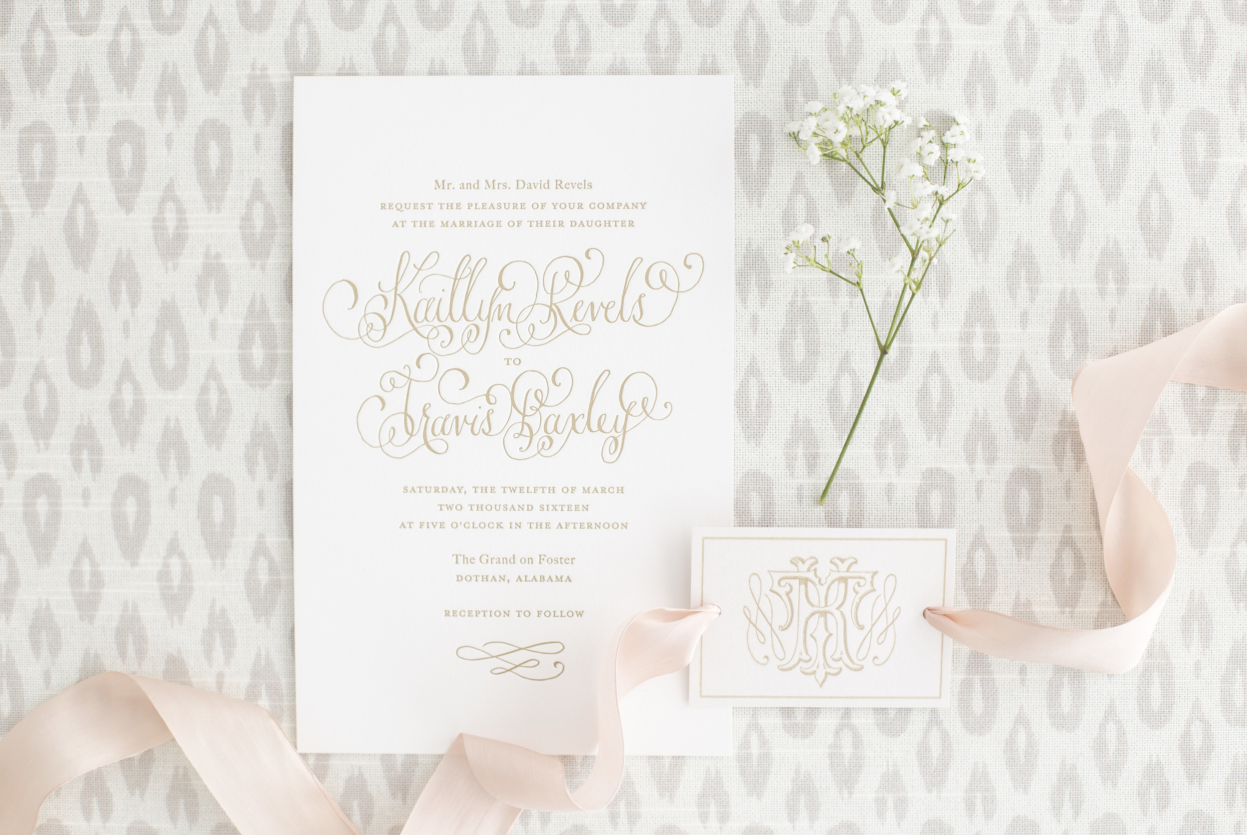 Kara Anne Paper_Kaitlyn & Travis Wedding Invitation + Monogram.JPG