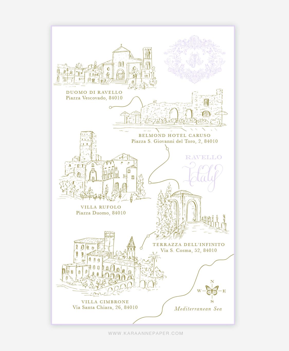 Maps — Kara Anne Paper