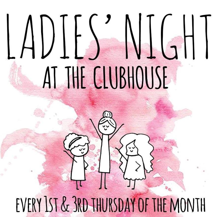 Co-Host   Ladies Night is the go-to destination for all female-driven comedy in Los Angeles. Hosted by Amrita Dhaliwal, Bonnie He and Juanita Chase De Lamont.  WHEN: THIRD THURSDAYS @ 10P  WHERE: The Clubhouse, 1607 N. Vermont, LA, CA, 90027  PARKING: Free parking lot, located within strip mall.