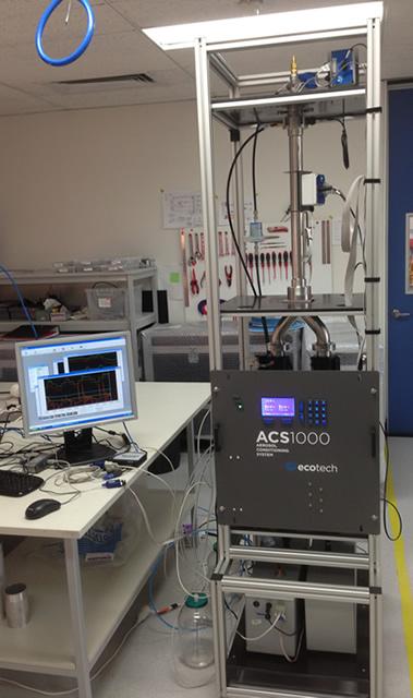 ACS 1000 Aerosol Conditioning System