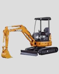 4 Tonne Excavator