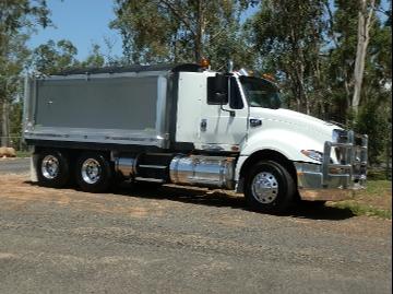 12 tonne tip truck