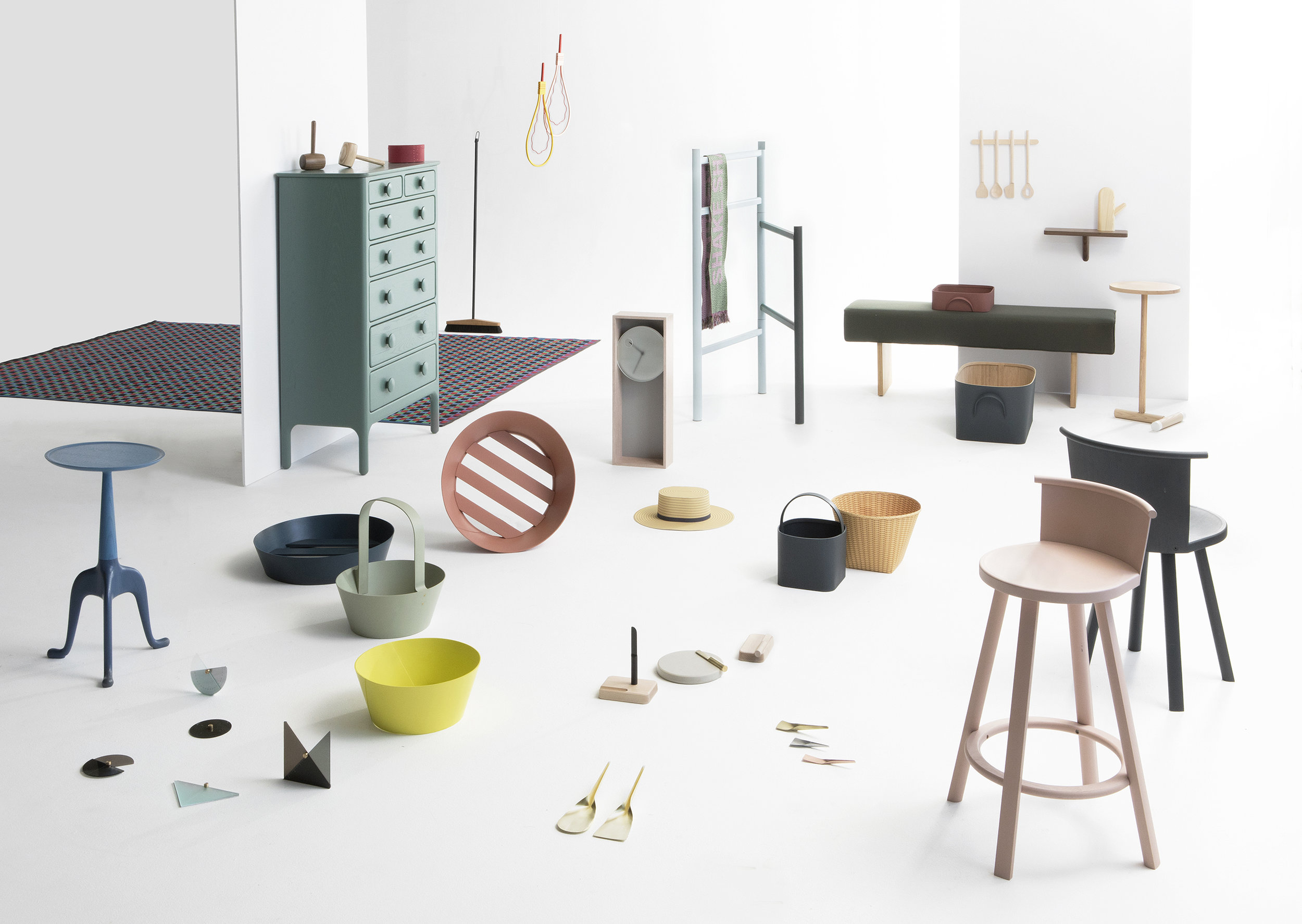 FURNISHING UTOPIA  Exhibition / Curation