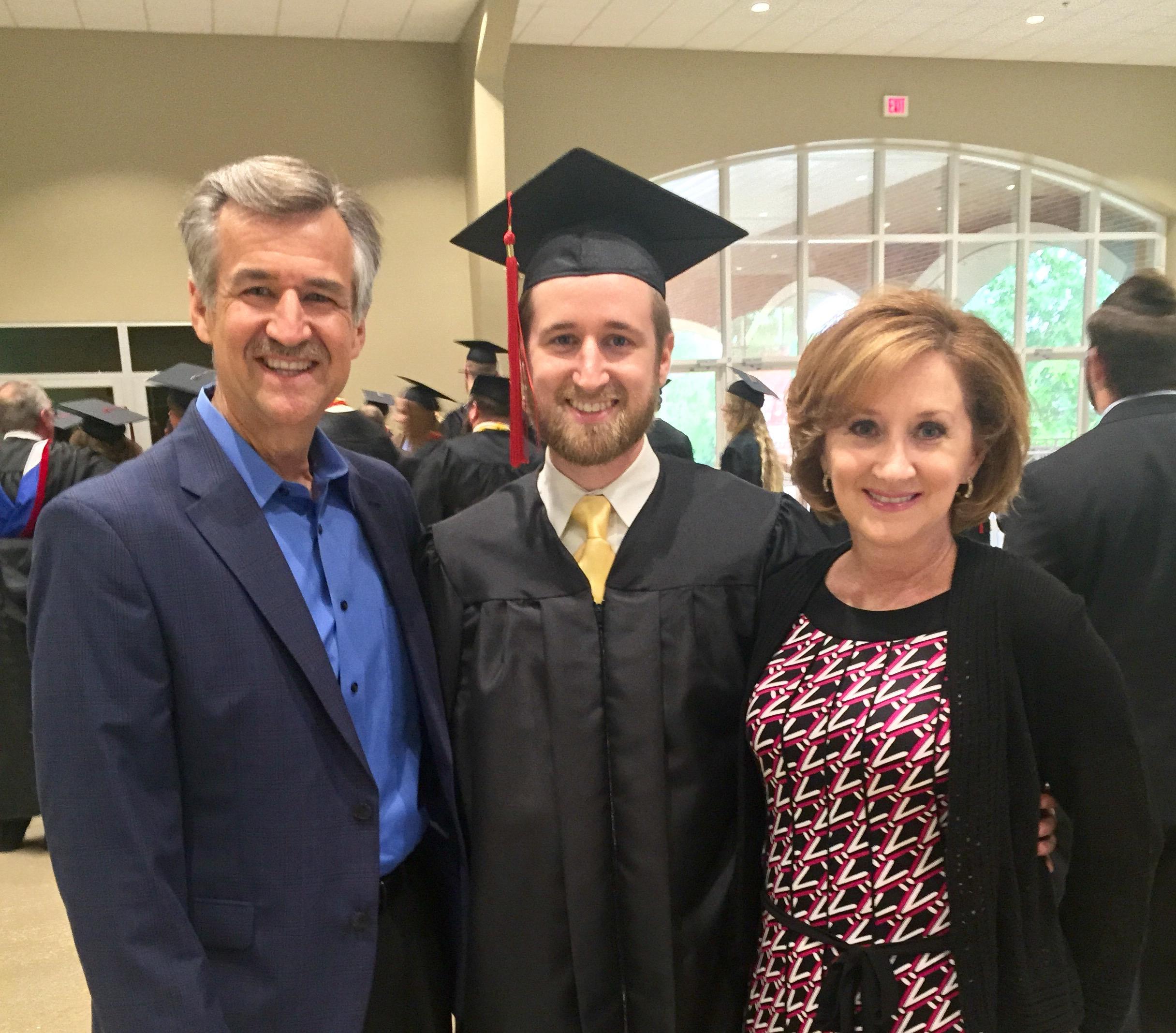 My Mom & Dad.