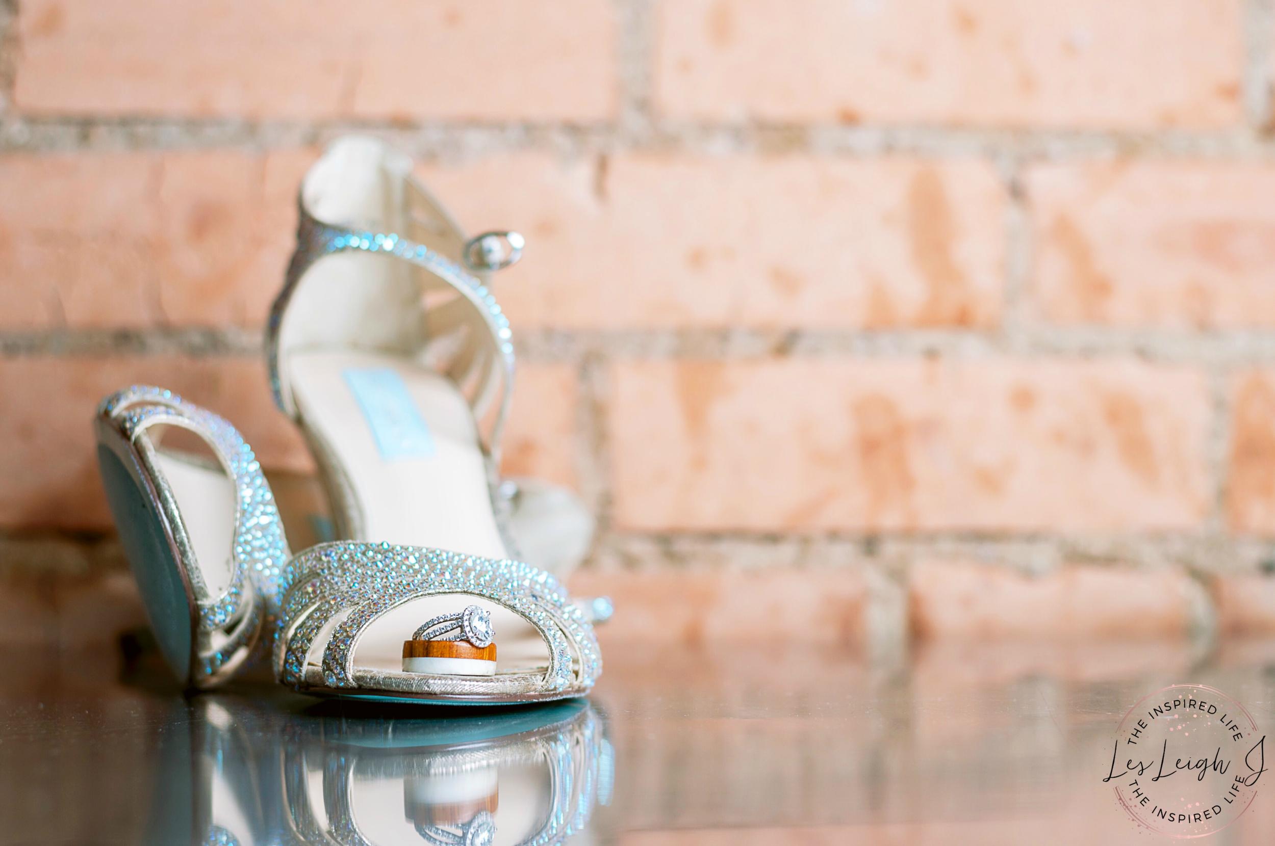 Betsey Johnson Shoes & Wedding Rings