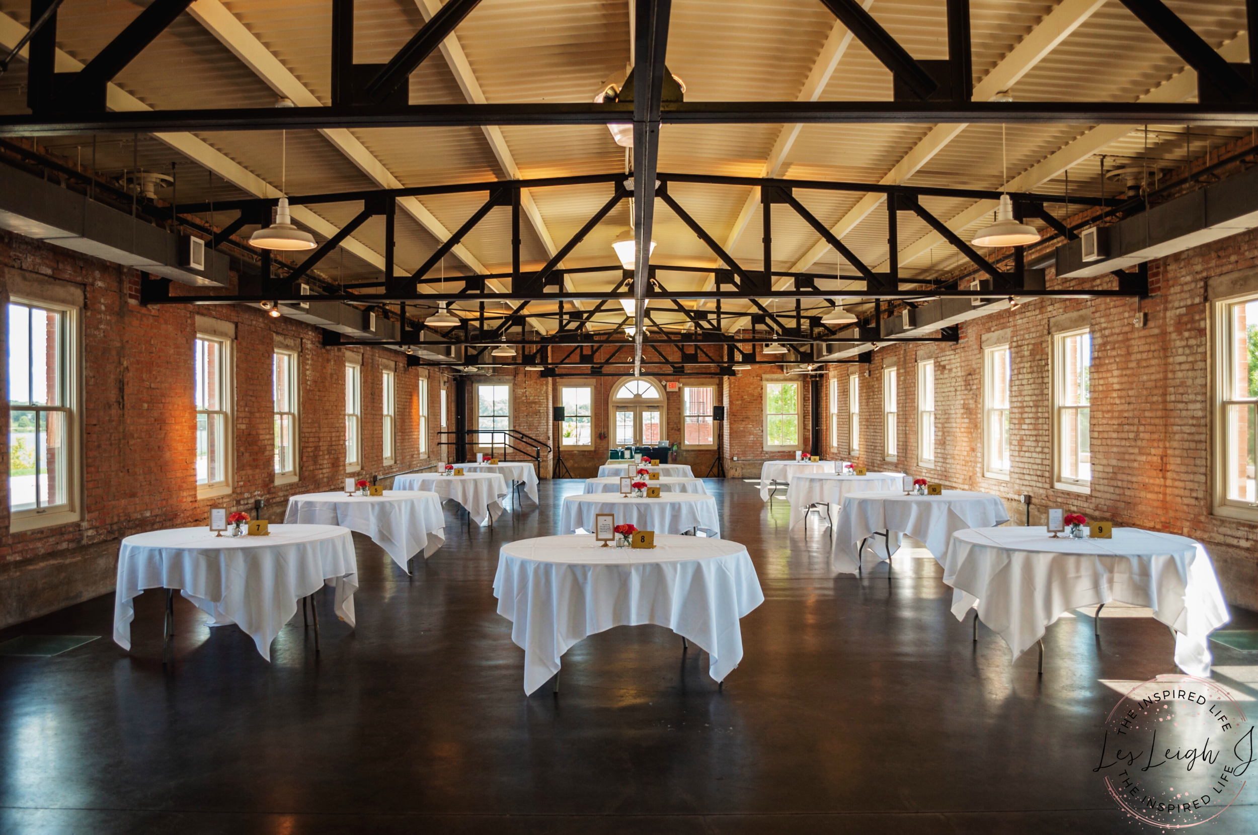 The Filter Building-Wedding Reception