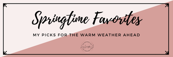 LesLeigh J. Springtime Favorites