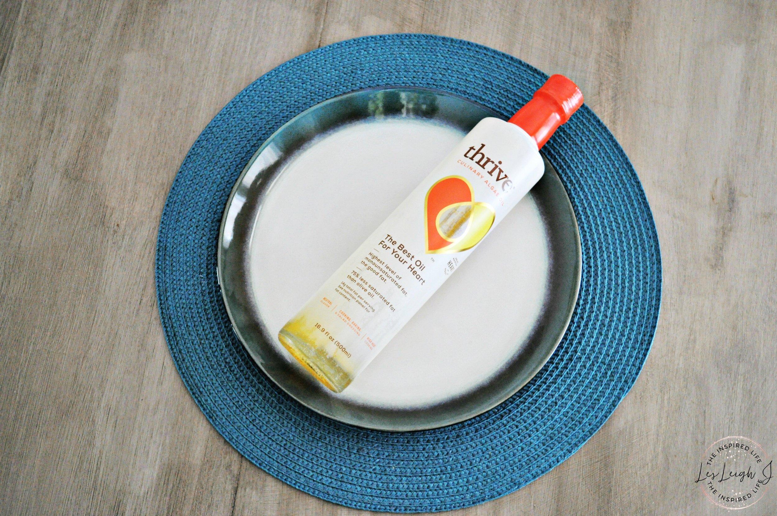 The Inspired Life-Algae Oil