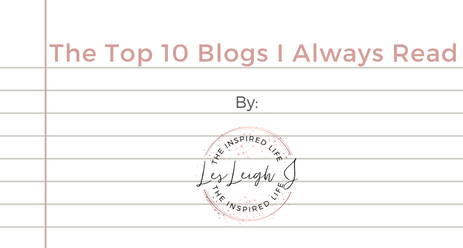 LesLeigh J. - Top 10 Blogs