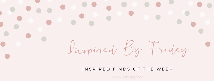 The Inspired Life-Inspired By Friday