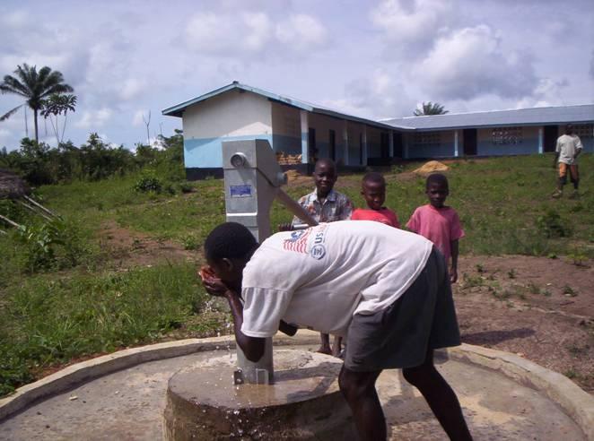 Water is Life - Infrastructure Development