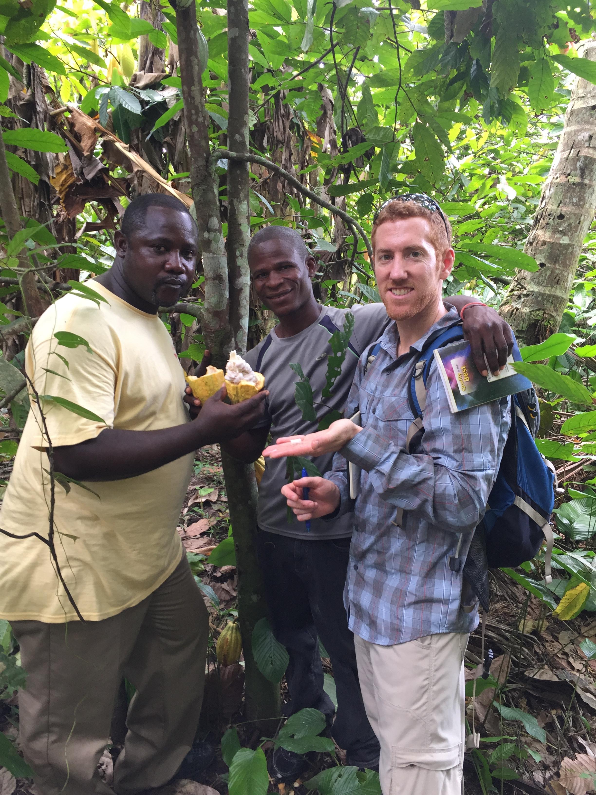 Evangelism Through Economic Empowerment - Cocoa
