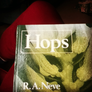 The classic, and sadly out-of-print, hops tome.