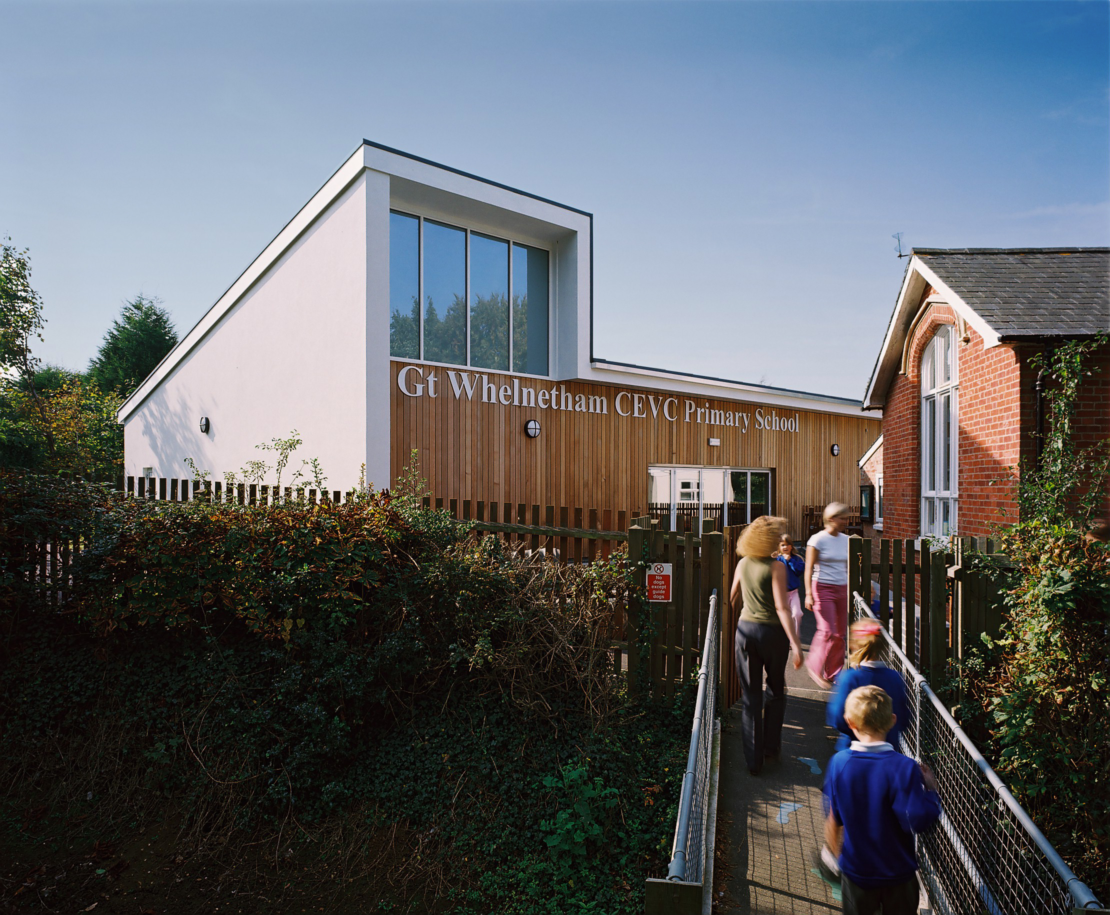 GT WHELNETHAM CEVC PRIMARY SCHOOL > >