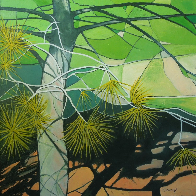 Tree Mosaic 2