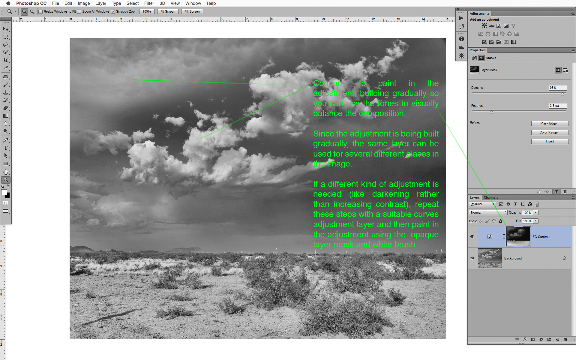 Using same layer to change multiple areas of the image- ILCC 5.jpg