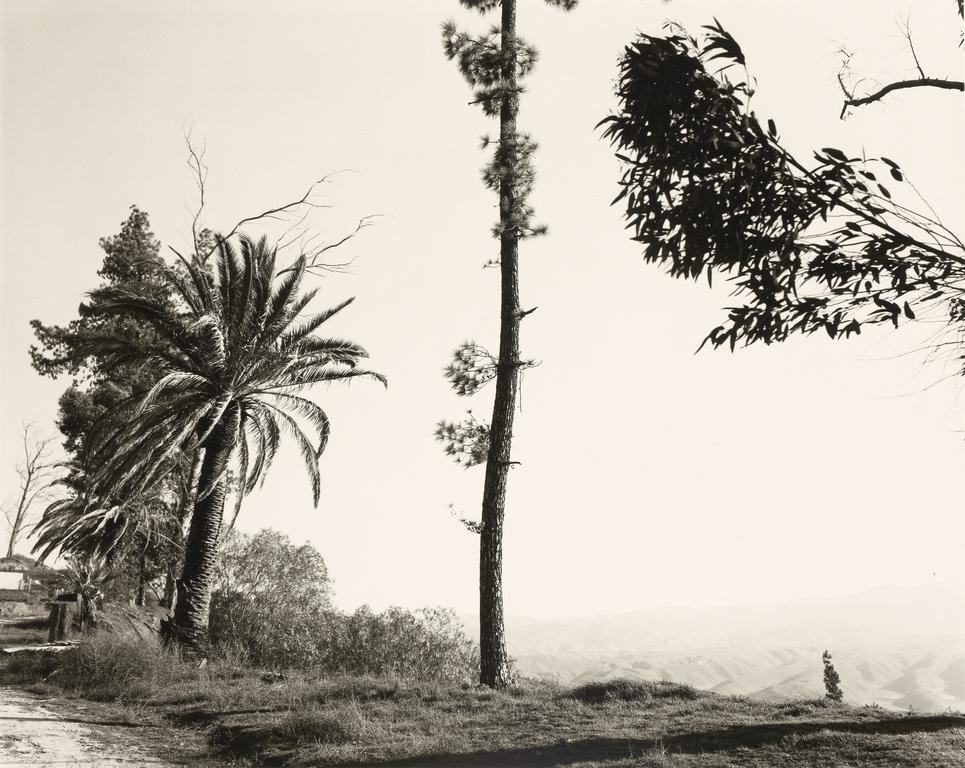 Edge of San Timoteo, San Bernardino County, California Robert Adams from   Los Angeles Spring