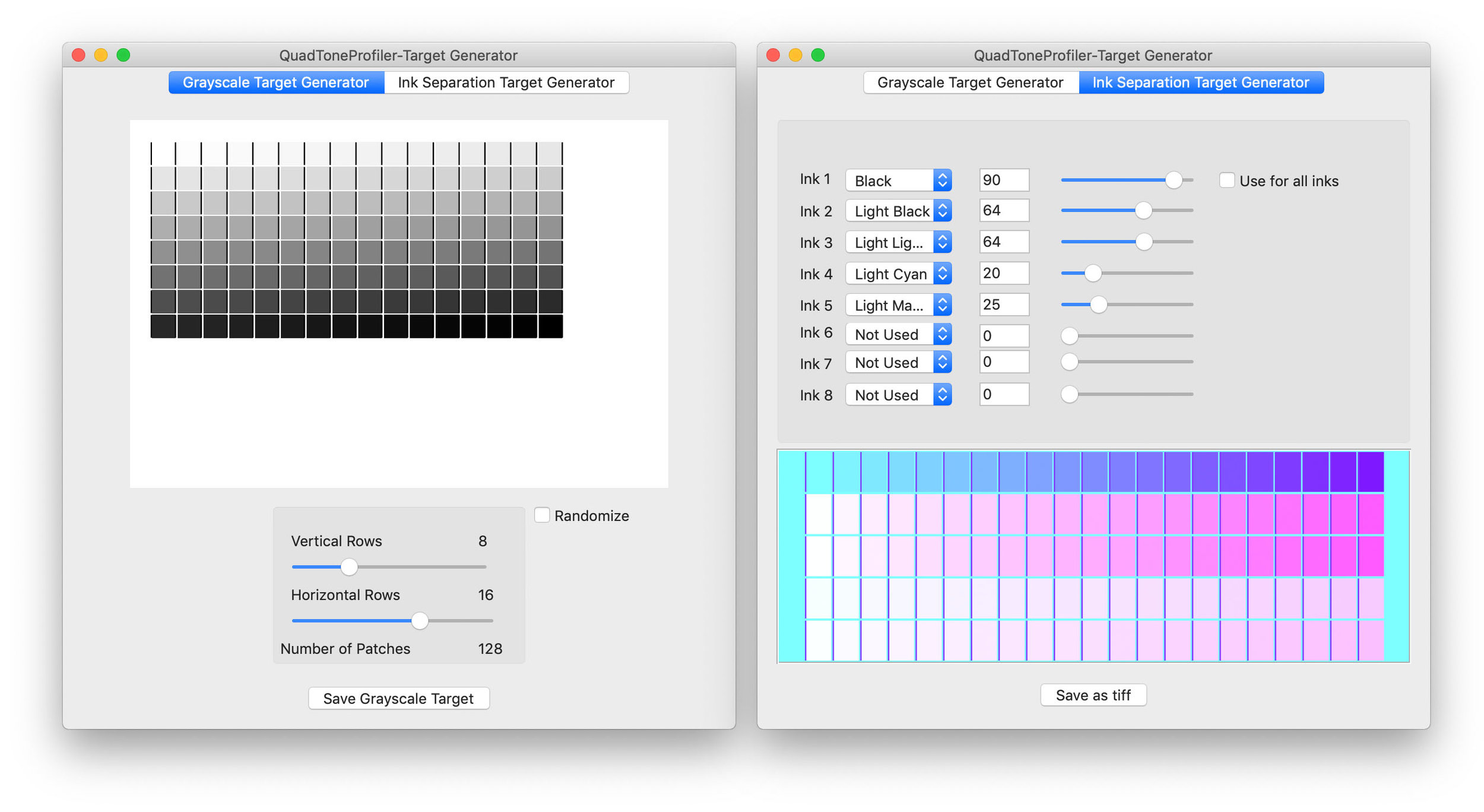 QuadToneProfiler-TargetGenerator Interface.jpg