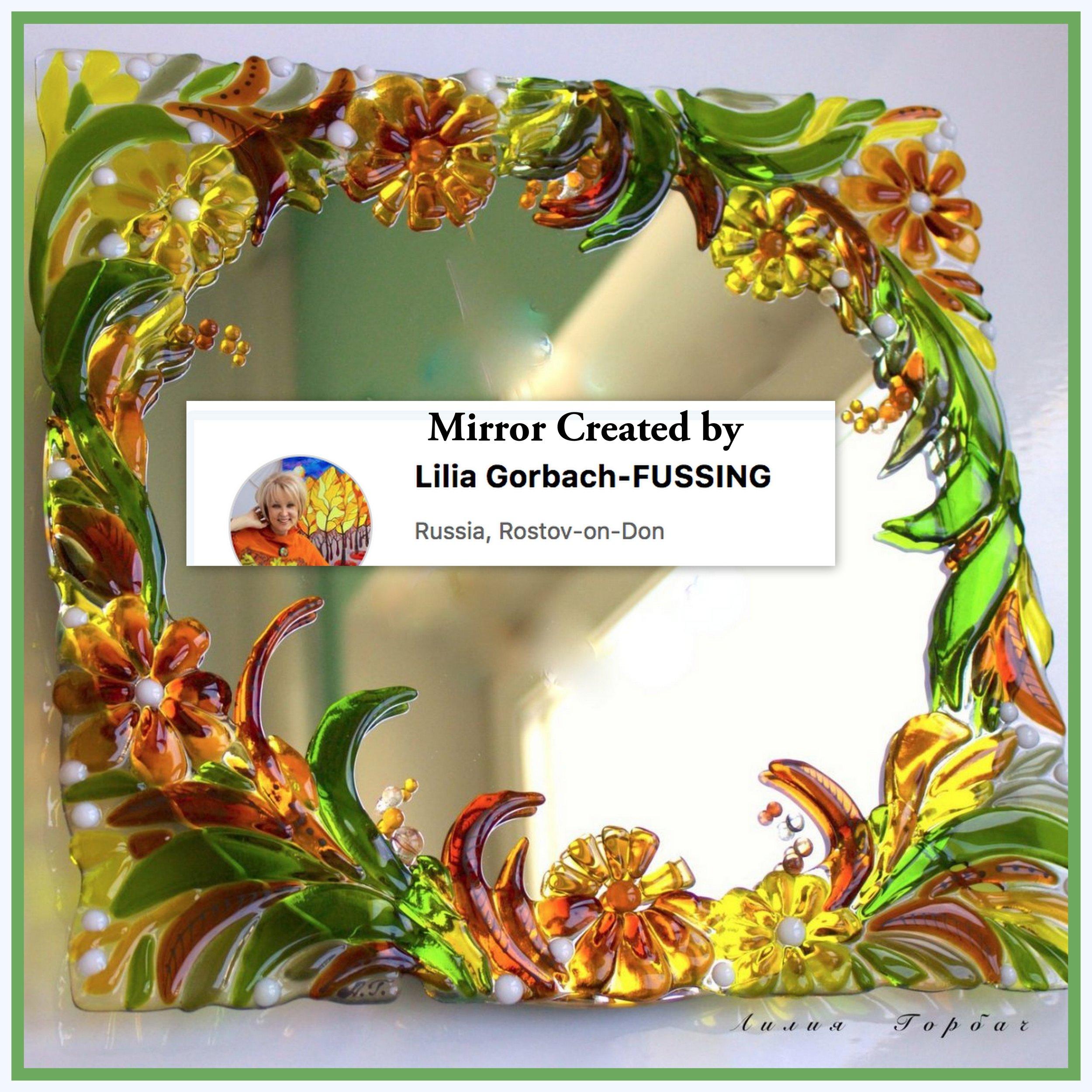 Lilia Gorbach Mirror
