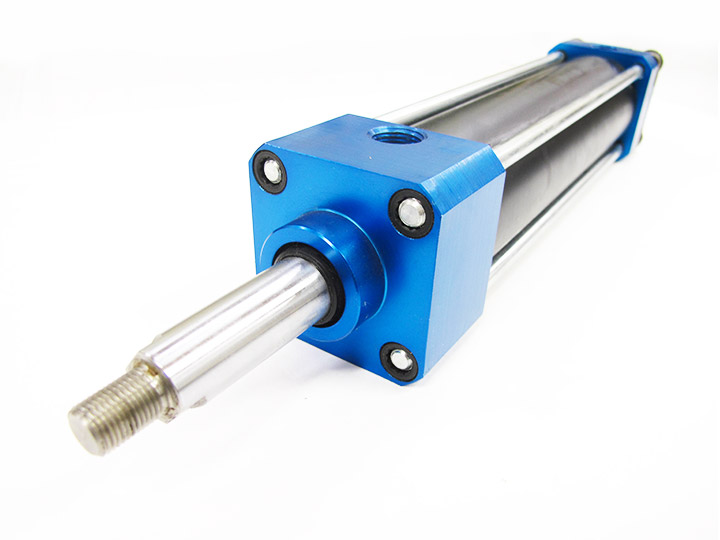 Available in both tie-rod and snap-ring configurations.