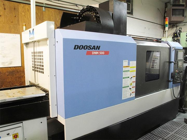 DOOSAN DNM 500