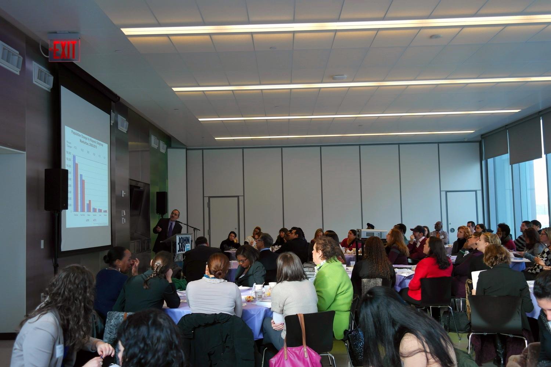 Changing Demographics of NYC Seminar
