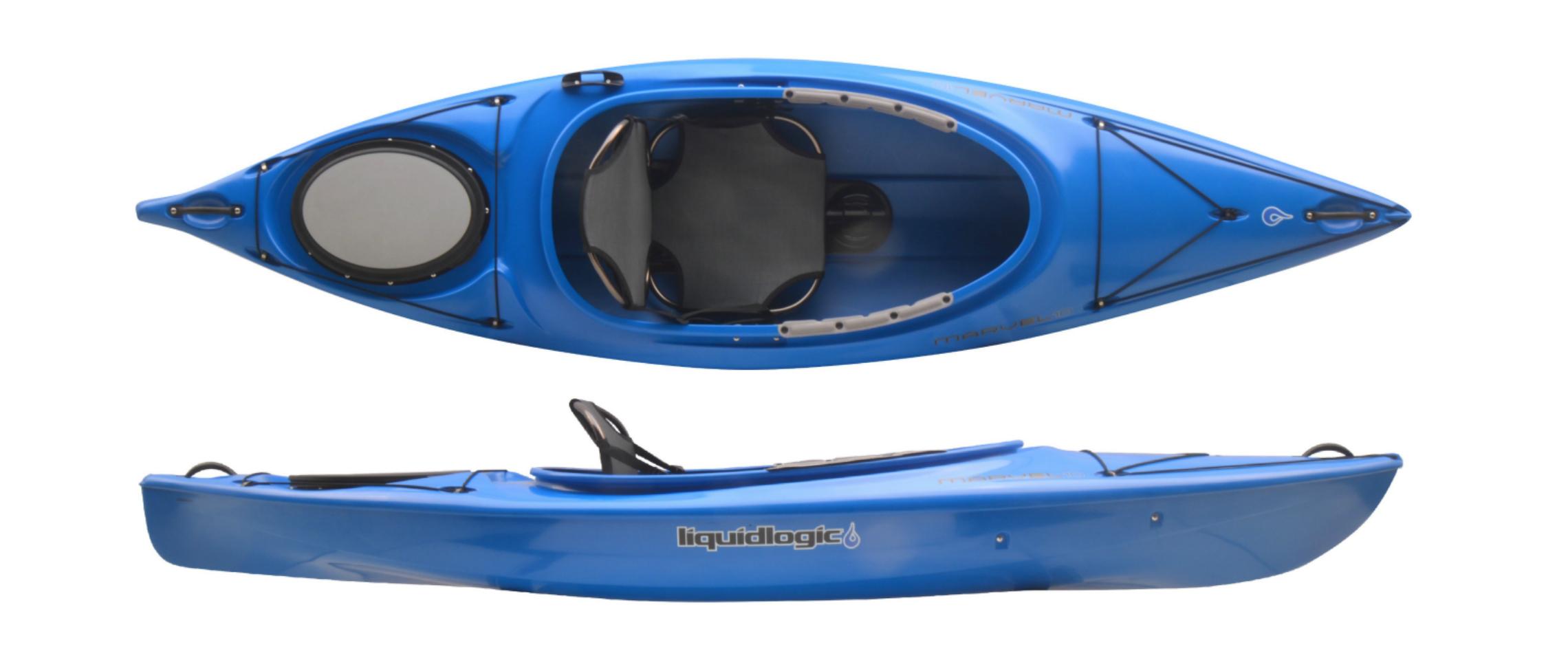 - Sit-In Kayak10' Long, 30