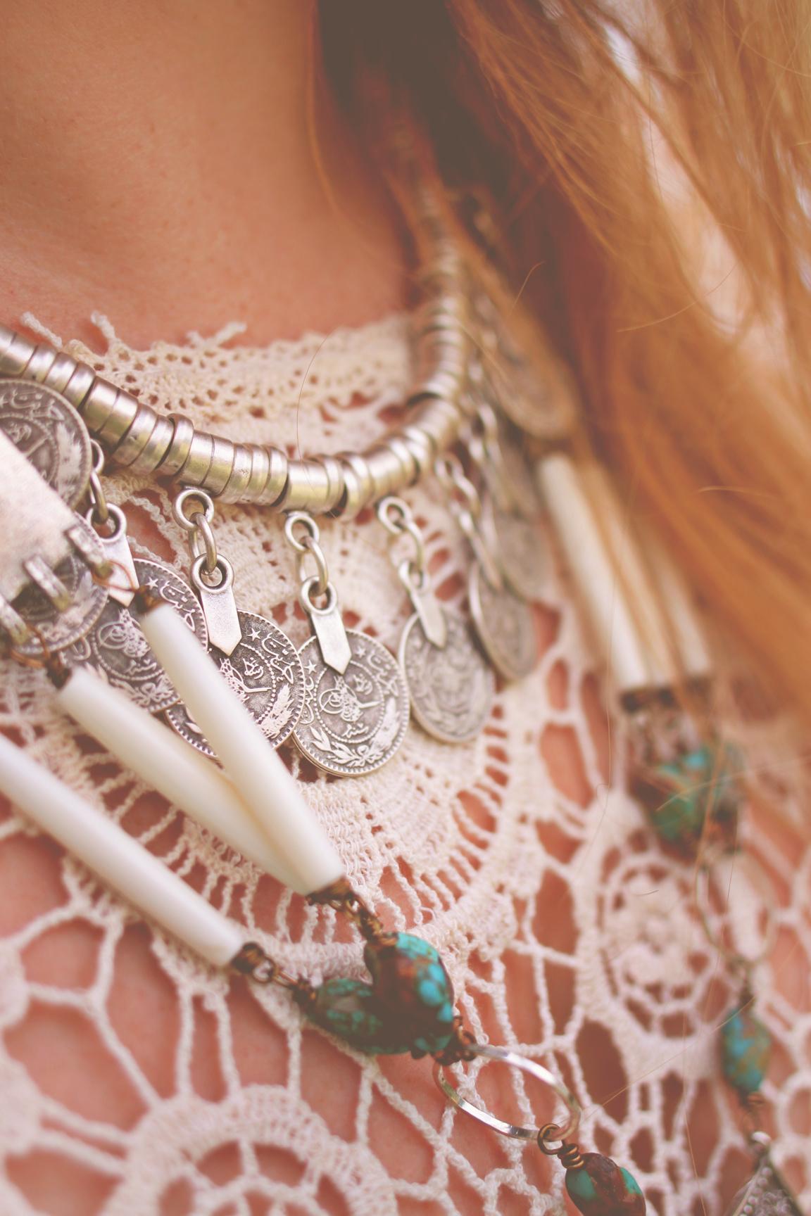 Summer Romance Lookbook via bohocollective.com