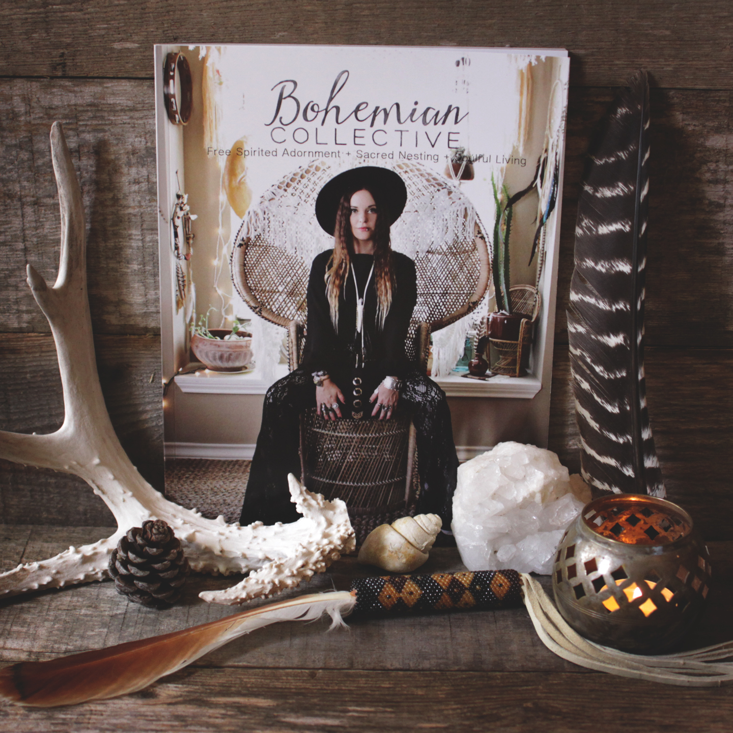 Bohemian Collective Magazine Giveaway