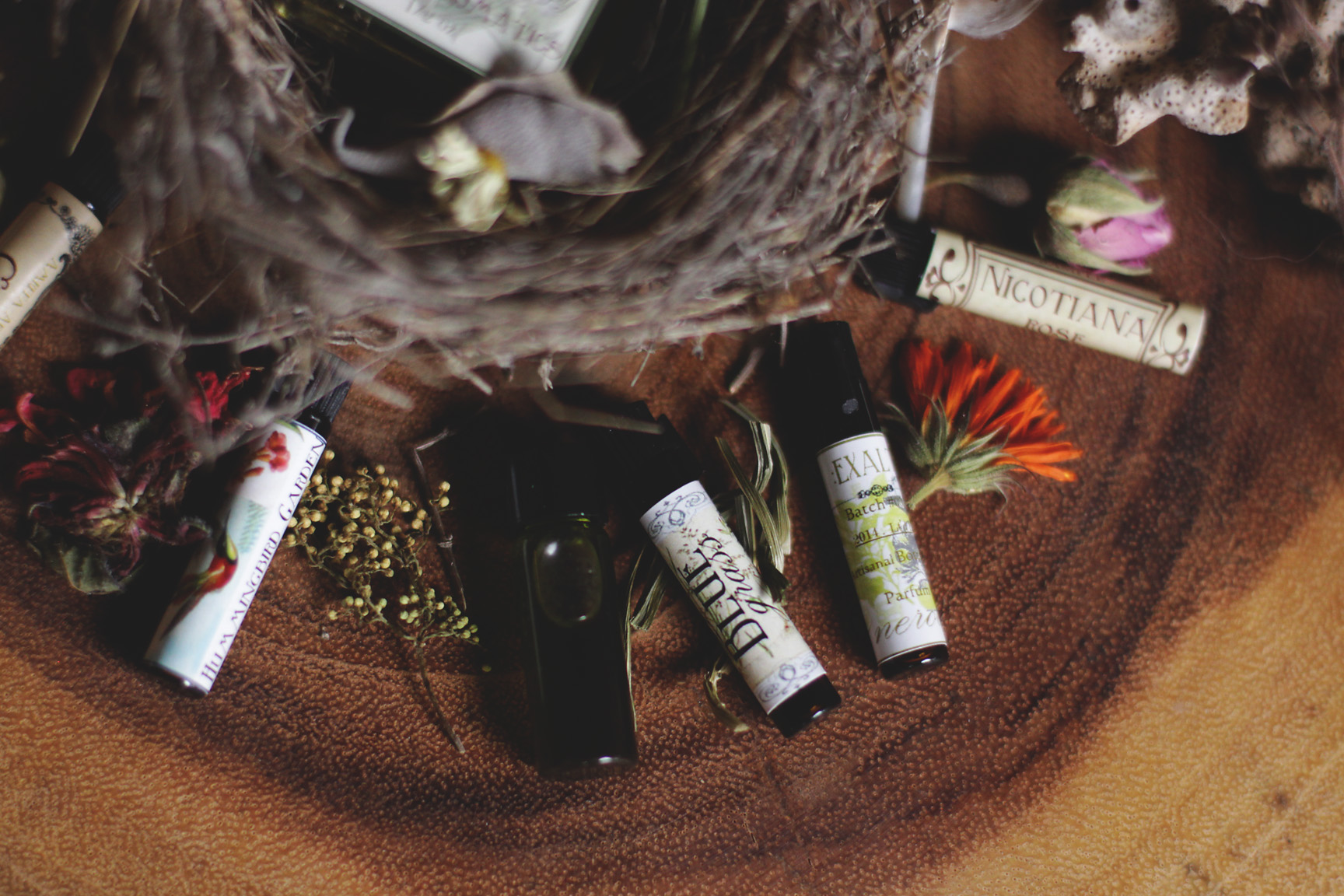 Amrita Aromatics via bohocollective.com