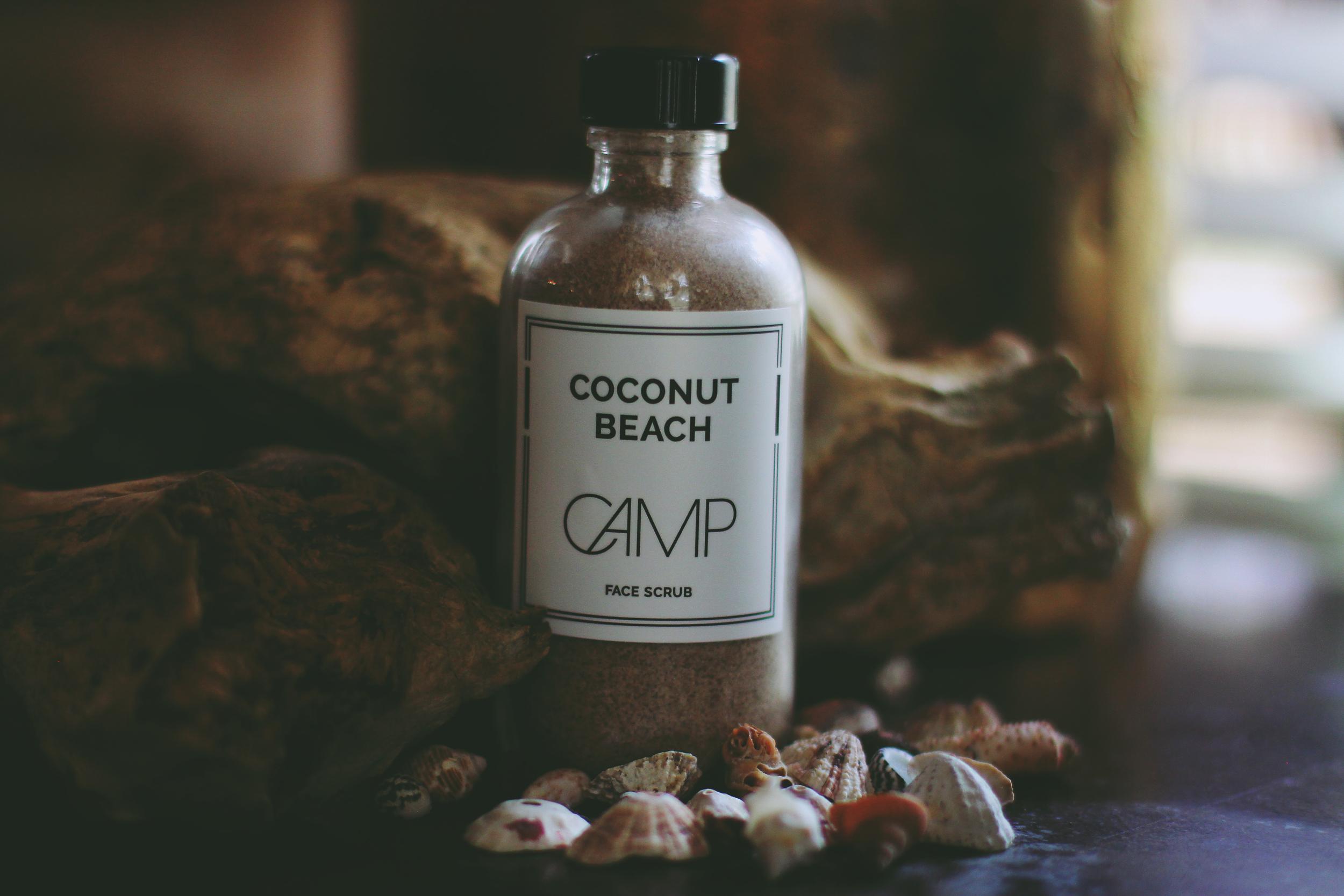 Camp Skincare via bohocollective.com