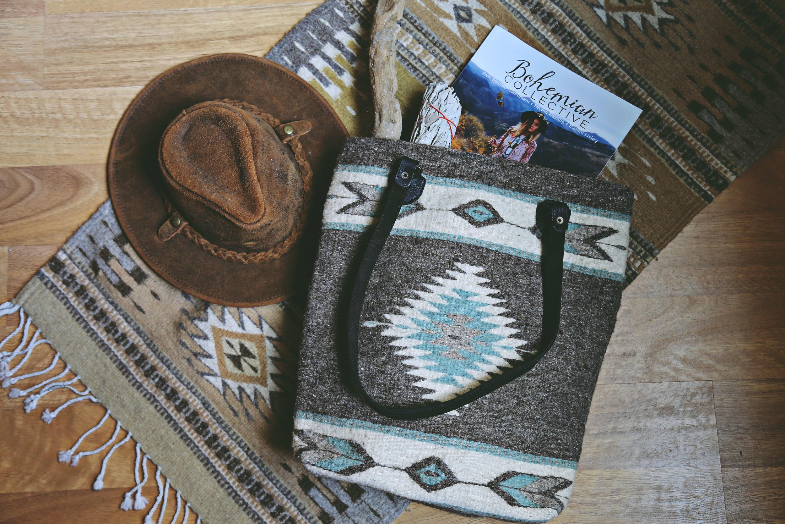 Manos Zapotecas Bags via bohocollective.com