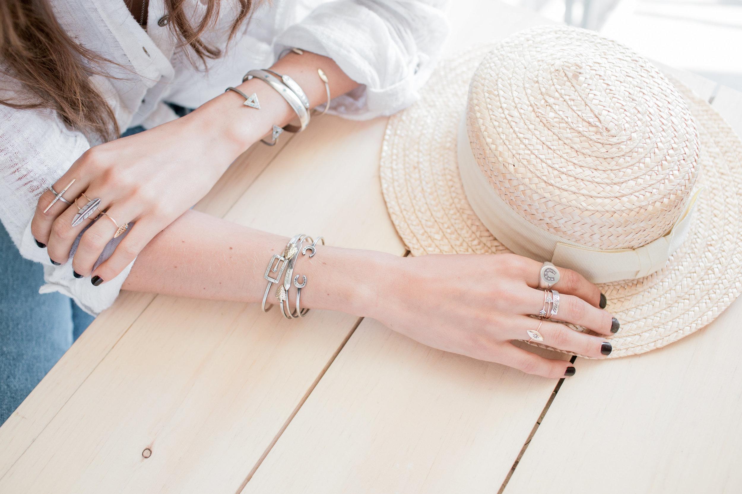 Workhorse Jewelry via bohocollective.com