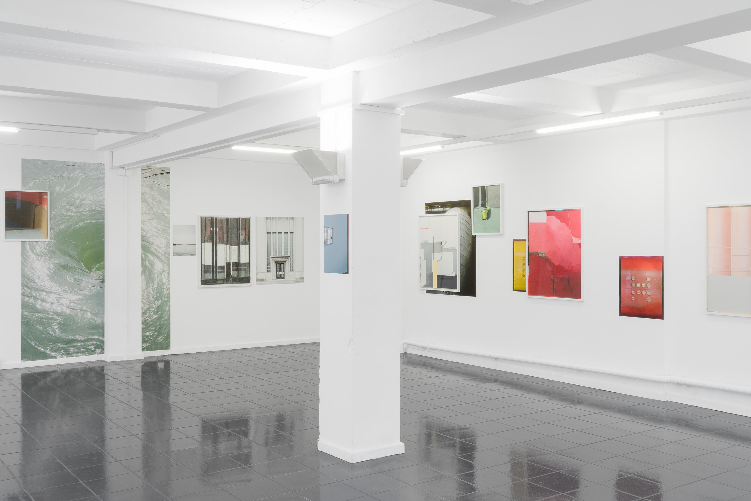 Transform (exhibition view), Galerie Heinzer Reszler, Lausanne, 2016