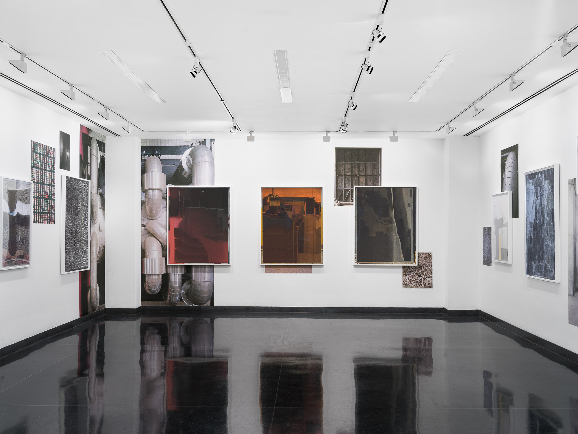 Exhibition view from Transform : Power, French institute Alliance Française FIAF, New York City, September 2016