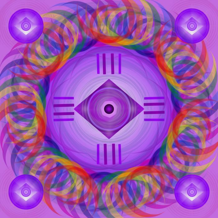 """The Vortex 2014"" Digital art by Kathryn Strick, DBA KAStrick Designs,  www.kastrickdesigns.com"