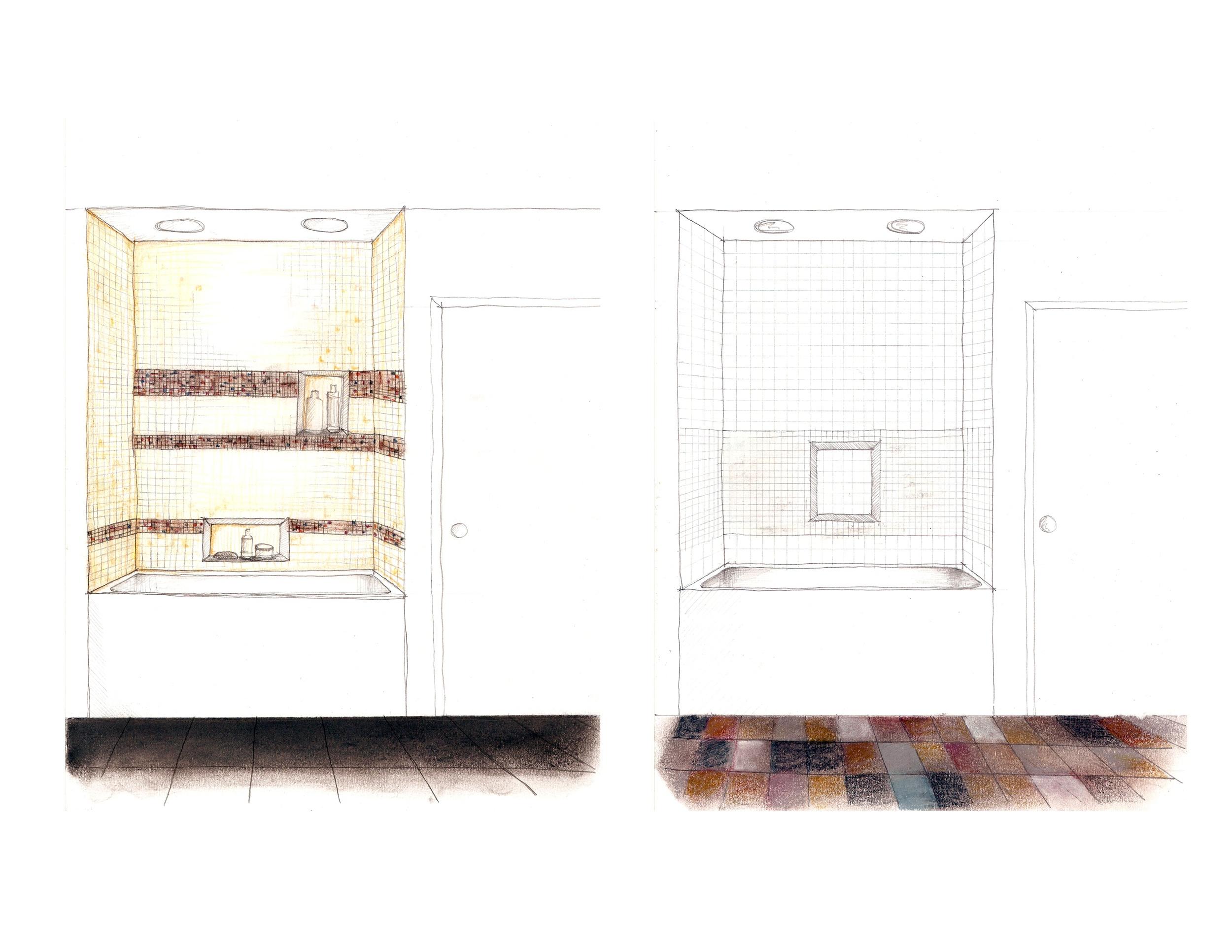 Tub surround & tile ideas