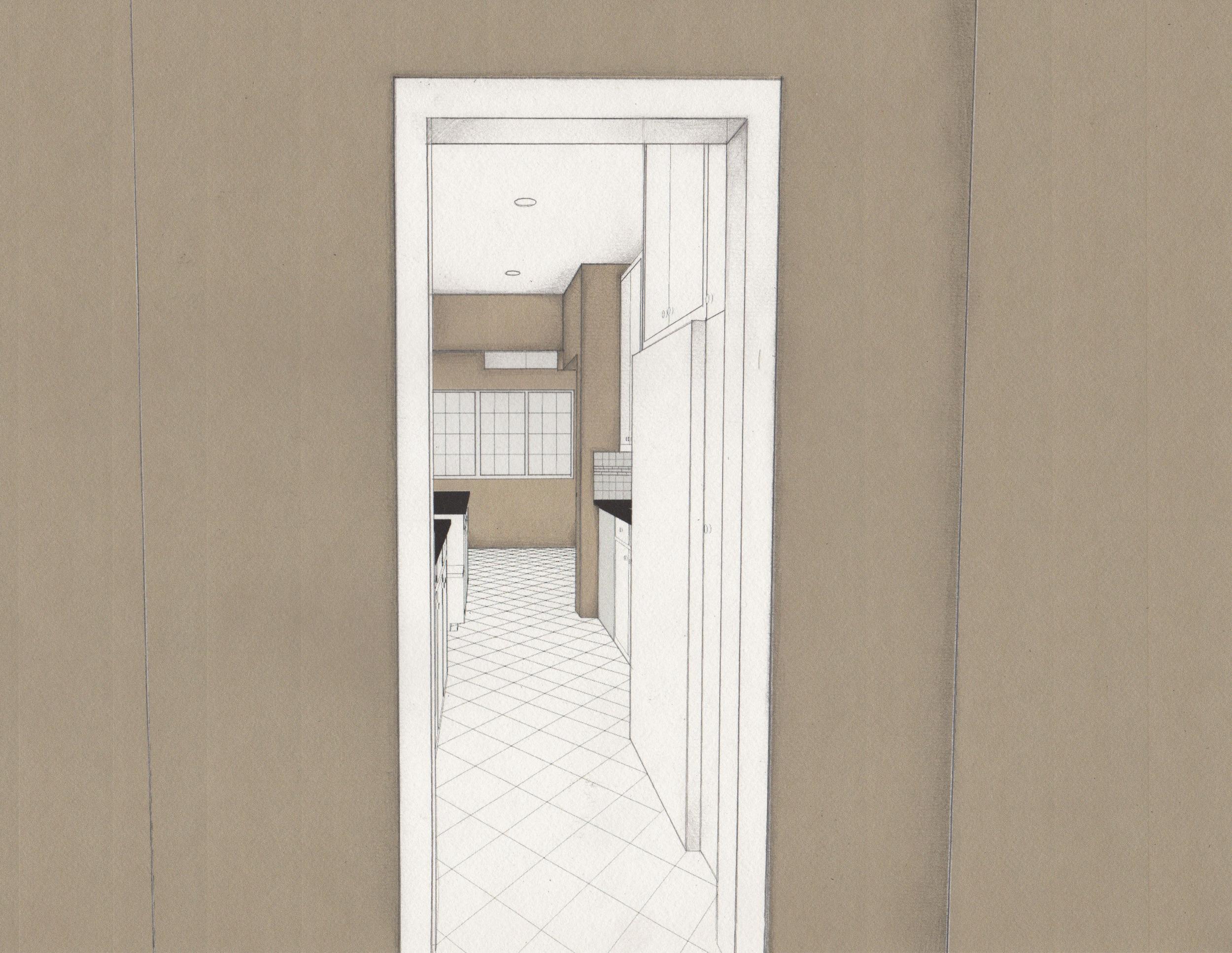 Proposed foyer design