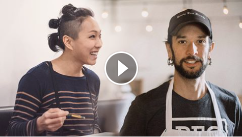 """Faces of the Exchange  "" - Exchange District Biz Promotional Video by Evan Bergen"