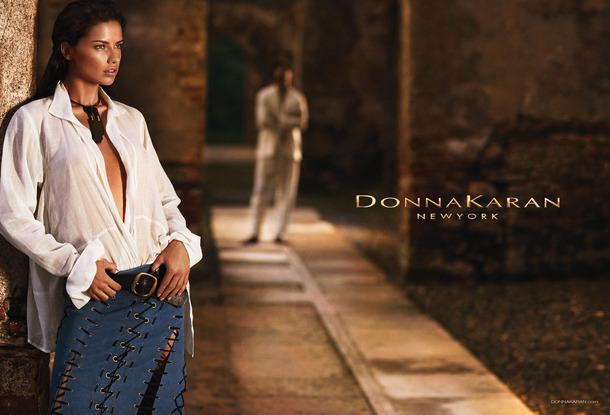 DONNA KARAN SPRING 2013 BELT DESIGN AND PRODUCTION